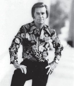 """A legend left us four years ago Legendary country music singer George Jones, known for hits including """"White Lightning"""" and """"He Stopped Loving Her Today,"""" died April 26, 2013 after a career of nearly 60 years. Known for his hard-drinking and tumultuous marriage to singer Tammy Wynette, Jones had more than 140 Top 40 hits before he died at age 81 in Nashville. This photo was taken in June 1977. (AP Photo)"""