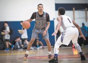 Jemarl Baker's AAU coach believes he's going to surprise a lot of people with his play at Kentucky.