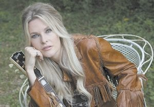 """— Country music star Elizabeth Cook will bring her style of """"outlaw country"""" to Summit City in Whitesburg this Friday night. Cook, who is touring behind her latest album, Exodus of Venus, is also the host of """"Elizabeth Cook's Apron Strings"""" airing Mondays, Tuesdays and Fridays on Sirius XM radio. Friday's show is set to begin at 8 p.m."""