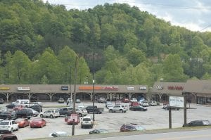 TO BE SOLD MAY 24 — Letcher Circuit Judge James W. Craft II has ordered the Whitesburg Plaza Shopping Center at Ermine to be sold at auction to settle a $4.5 million debt owed by the property owner.
