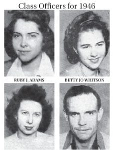 Class Prophecy for the class of 1946