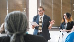 """The play, entitled """"The Future of Letcher County,"""" will be peformed June 3 at Noon."""