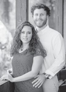 — Rebecca E. Allen of Hemphill, Robert Bates of Kingsport, Tenn., and Danny and Kim Allen of McRoberts, announce the coming nuptials of their daughter, Kayla M. Bates, to Jesse A. Osborne, both of Kingsport, Tenn. He is a son of Harold and Theresa Wexler, Mountain City, Tenn. and the late Rodney Osborne. Both are both employed as respiratory therapists at Holston Valley Medical Center in Kingsport, Tenn. The wedding will be held at The Millstone in Limestone, Tenn., August 5. The couple will honeymoon in St. Lucia.