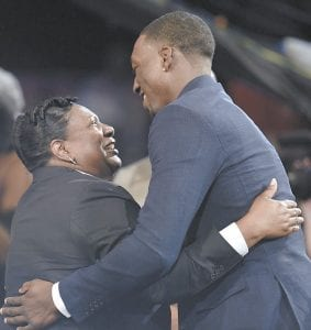 Former Univesity of Kentucky star Bam Adebayo wanted to take care of his mother financially, and now he can after being a lottery pick in the NBA Draft.