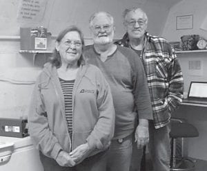 "God's Food Pantry in Jenkins was opened by David Little. Since his death in 2015, Jackie and Lester Robinson and Kenneth ""Jabber"" Blair have keep the food pantry open."