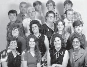 Pictured is the family of Bill and Cindy Howard.