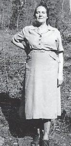 DORA CAUDILL PENNINGTON (MY MAMAW PENNY}