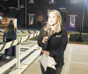 WKYT-TV sports anchor Kailey Mizelle loves telling personal stories of athletes and teams at all levels.
