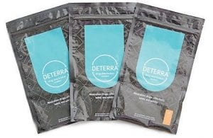One option for getting rid of narcotics that are no longer needed is the Deterra pouch, pictured above.