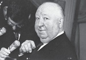 """THE HITCHCOCK TOUCH — This 1972 file photo shows British film director Alfred Hitchcock. Nearly 40 years after his death, British film director Alfred Hitchcock remains a brand name in the thriller genre, not just among directors, but for crime writers who look to """"Shadow of a Doubt,"""" """"Vertigo"""" and others works as models for narrative and mood. Hitchcock is the only filmmaker to receive a """"grand master"""" Edgar award from the Mystery Writers of America. (AP Photo)"""