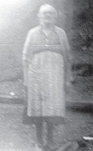 Mary Isom Herron was the wife of Nerge Herron.