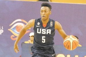 Immanuel Quickley has a unique work ethic that should help him at Kentucky. (USA Basketball Photo)