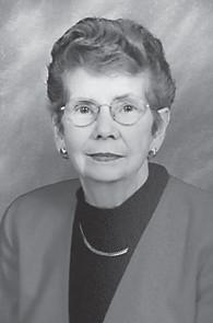 RUTH ELEANOR PEYTON WARD