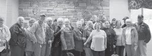 The Letcher County Senior Citizens recently visited Camp Nathanael.