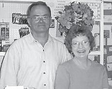 TONY and BRENDA GROSS