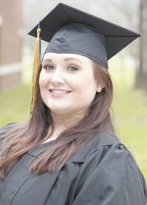 Betty Bolton is a 2018 Associate in Science graduate of Southeast Kentucky Community and Technical College.