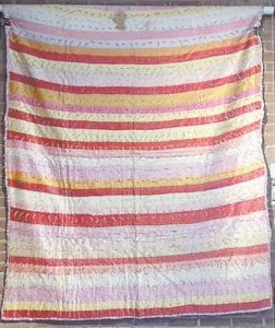This quilt is part of the Common Heritage Exhibit at Appalshop.