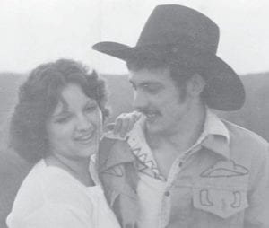 Kenneth Dwight and Delores Tacket Holbrook were married 39 years ago. (Of course they haven't changed one bit.)