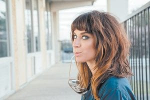 Soul-pop singer Nicole Atkins will open for Carlene Carter here on Saturday night at River Park in Whitesburg.