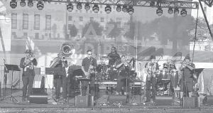The Nasty Nati Brass Band headlines the sixth of 10 free concerts in Whitesburg. Opening Thursday night's show will be Ron Short and the Possum Playboys of southwest Virginia.