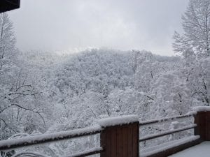 Lee Anna Mullins took this photo of Tunnel Hill in Whitesburg.